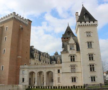 Pourquoi a-t-on construit le château de Pau