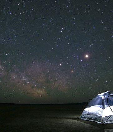 Comment se connecter au Wifi au camping